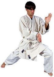 Natural Heavyweight Double Weave Judo Uniform